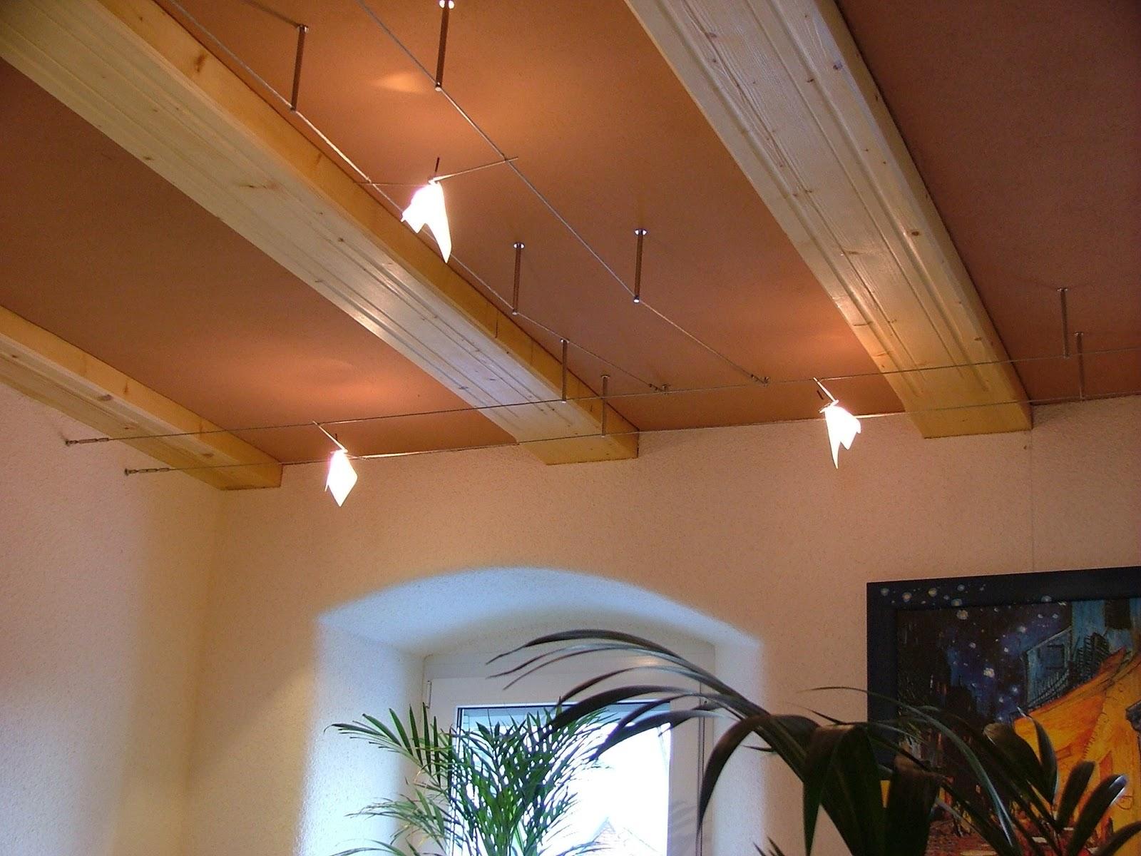 indirekte beleuchtung deckenbalken | hause dekoration ideen