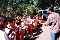 Coro y Banda de Niños San David 1996