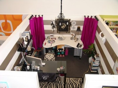 Love Your Creative Space: 8 Uplifting Cubicle Ideas