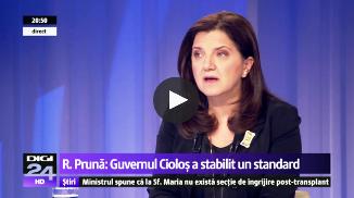 """Ministrul Justiției: Familia tradițională în Constituție """"ar fi un lucru intolerant: (VIDEO)"""