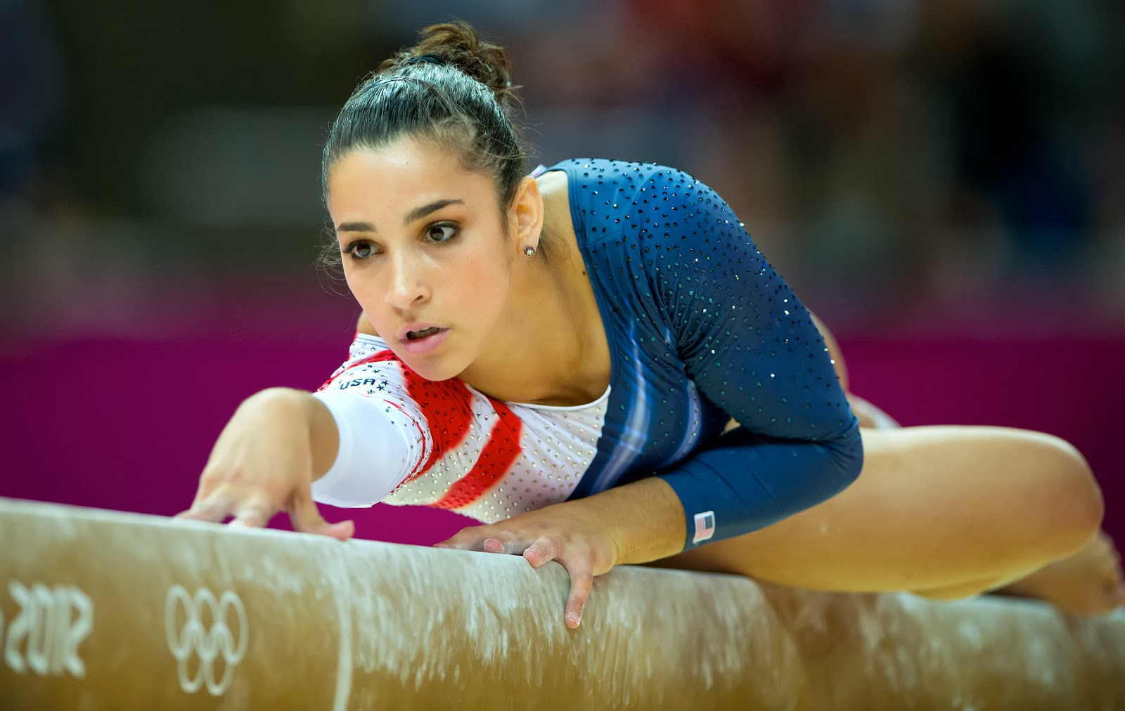 Alexandra Raisman Women S Artistic Gymnastics Beauty