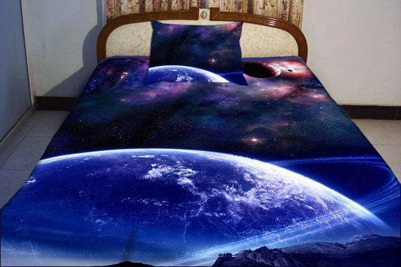 Spey Alas Tempat Tidur Serasa di luar angkasa-2