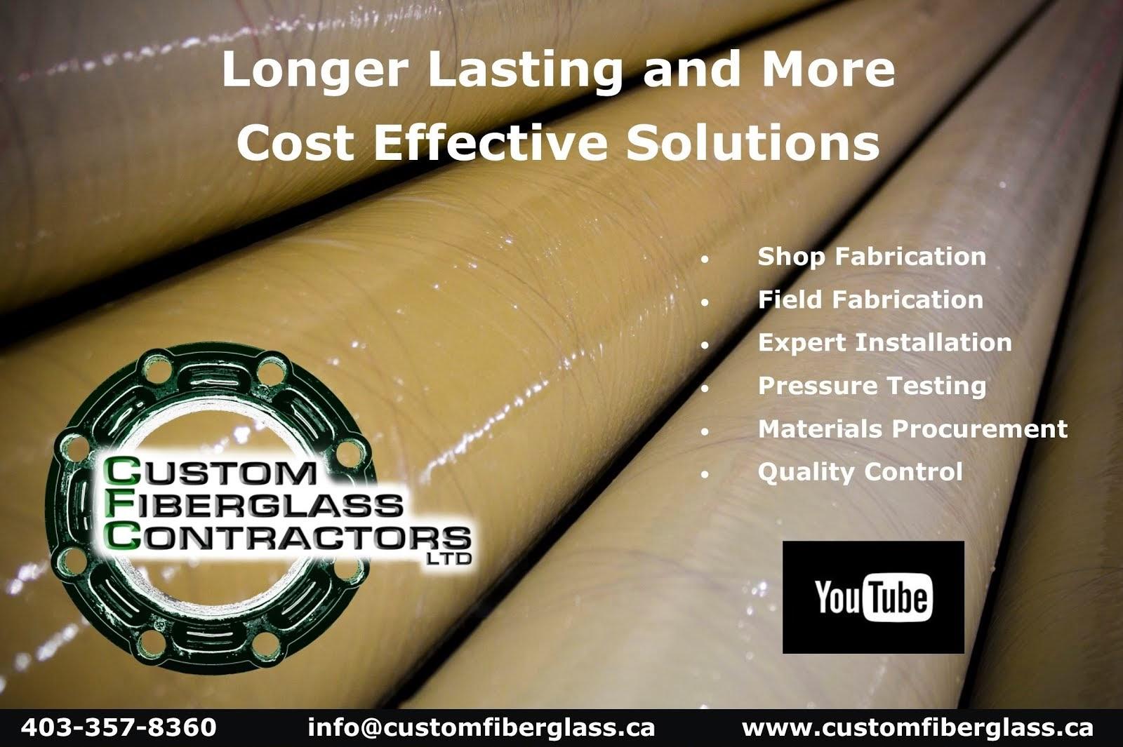 Custom Fiberglass Contractors