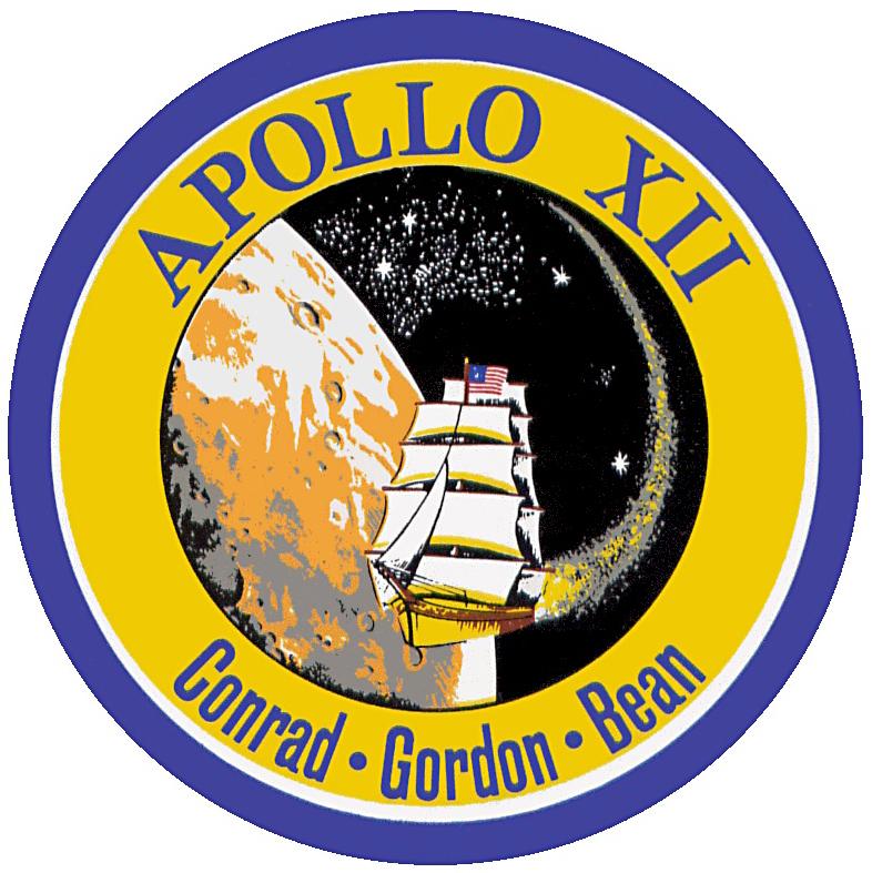 apollo 17 logo - photo #7