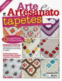 REVISTA ARTE E ARTESANATO-TAPETES N.01