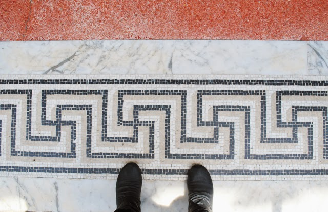 Visiting The Getty Villa in Pacific Palisades, California | Em Busy Living