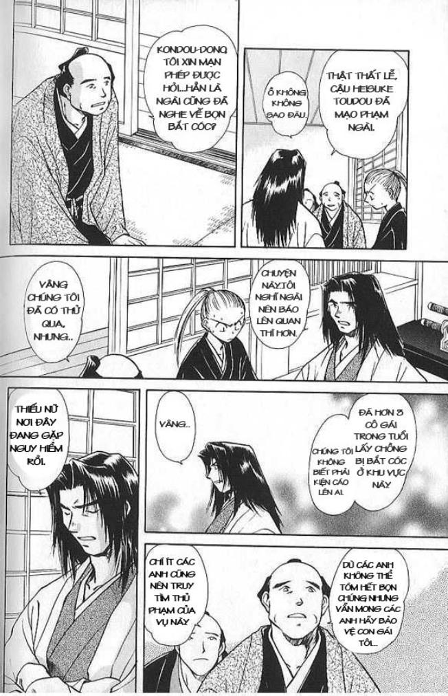 Soshite Haru No Tsuki chap 4 - Trang 7