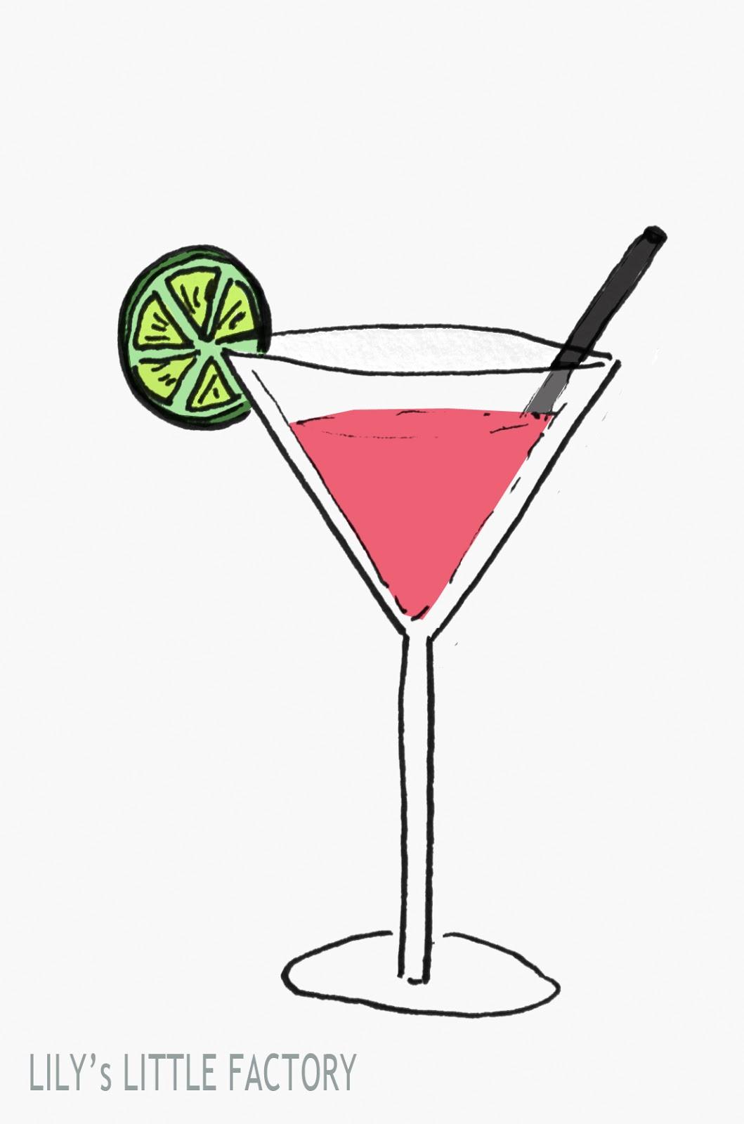 Panneau bar de la plage pour indiquer le bar diy et recette de cocktail lily 39 s little - Dessin cocktail ...