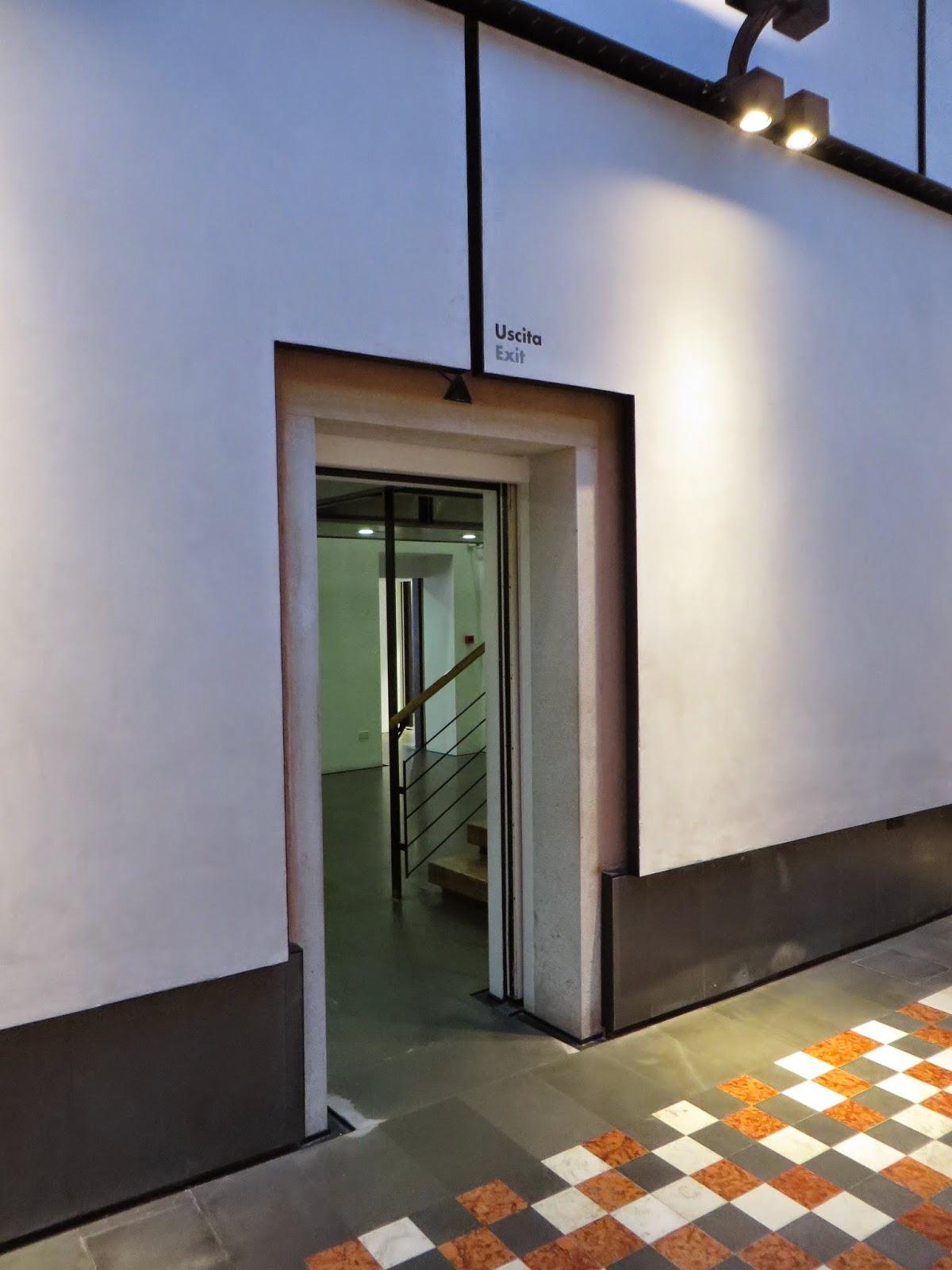 Entrevoir fondazione querini stampalia for Architecte italien contemporain