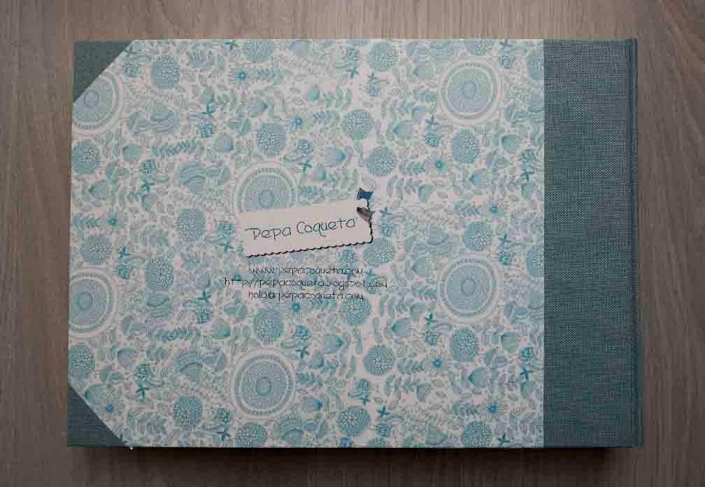 album, pepa coqueta, suit book