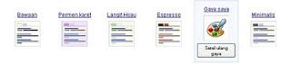 Style google custom search