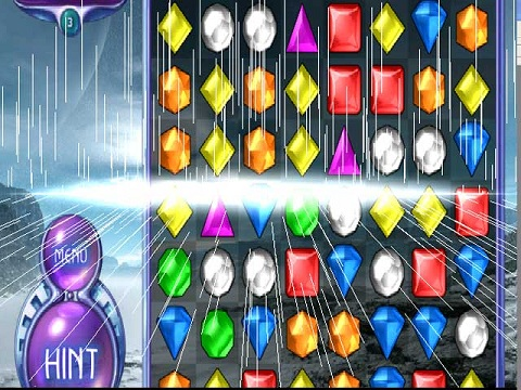 Bejeweled levels