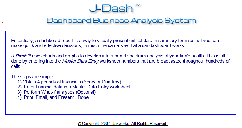 Dashboard- business analysis- sistem