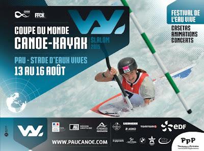 coupe du Monde de Canoë-Kayak 2015