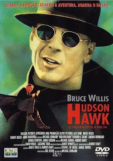 Baixar Hudson Hawk - O Falcão Está À Solta Download Grátis