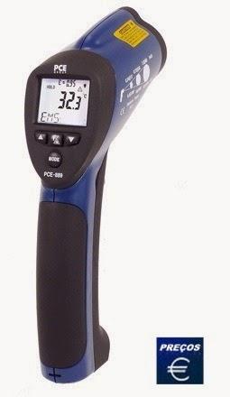 M rio silva t cnico industrial a import ncia do saber - Medidor de temperatura ...