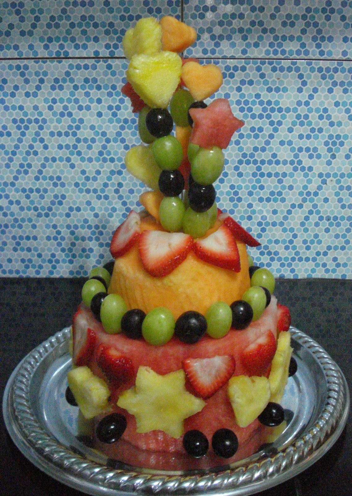 Edible Cake Images Trinidad : Edible Arrangements by FRUITABLES: WATERMELON CAKES