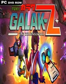 تحميل لعبة GALAK Z