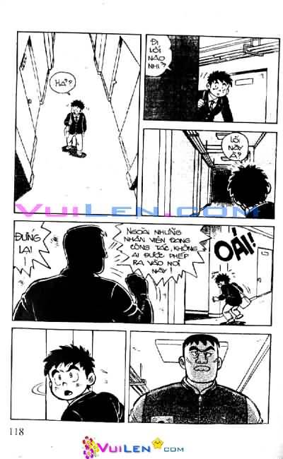 Jindodinho - Đường Dẫn Đến Khung Thành III  Tập 14 page 118 Congtruyen24h