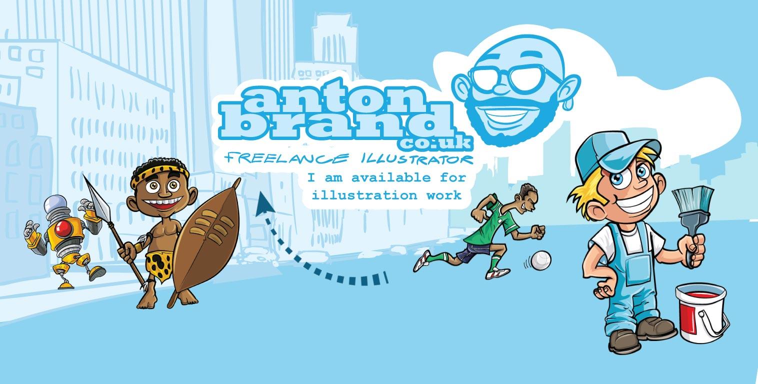Anton Brand Cartoons