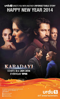 Karadayi Horizonmedia Urdu1 TV Entertainment Drama