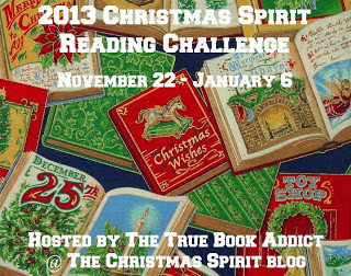 2013 Christmas Spirit Reading Challenge