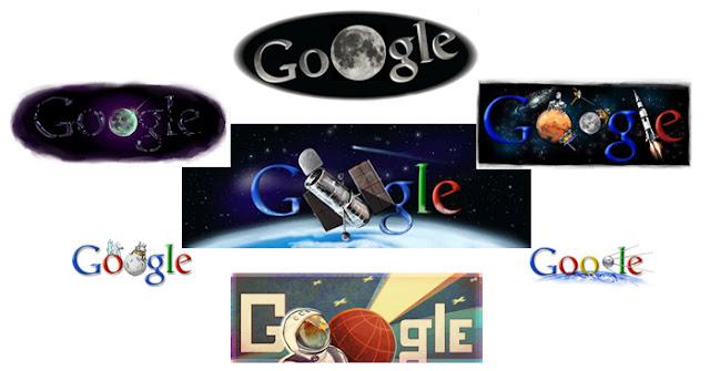 Nasa, Astronautas, luna, Google