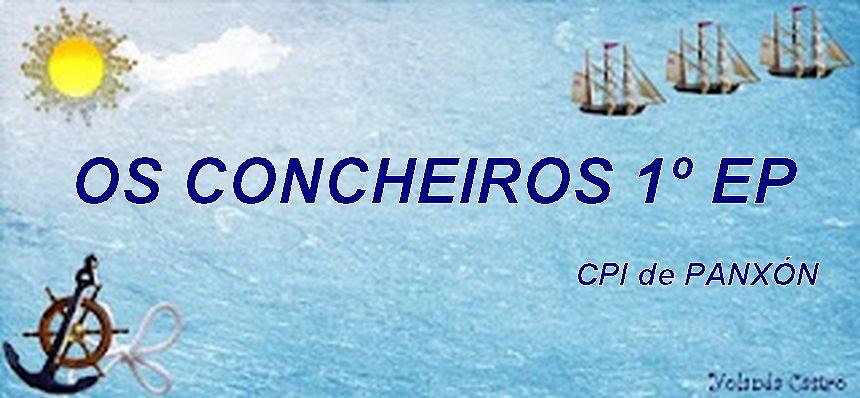 OS CONCHEIROS