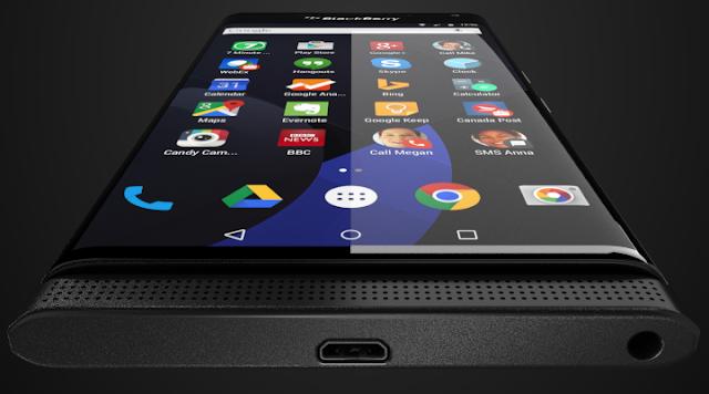 BlackBerry Android Akan Rilis Untuk Pertama Kalinya?