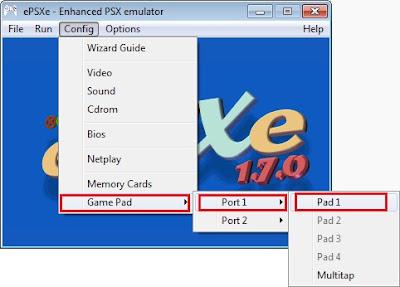 Cara Setting Emulator PS1 di Komputer Lengkap Dengan Gambar
