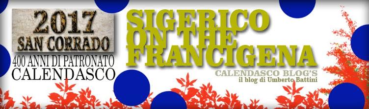 SIGERICO on the Francigena