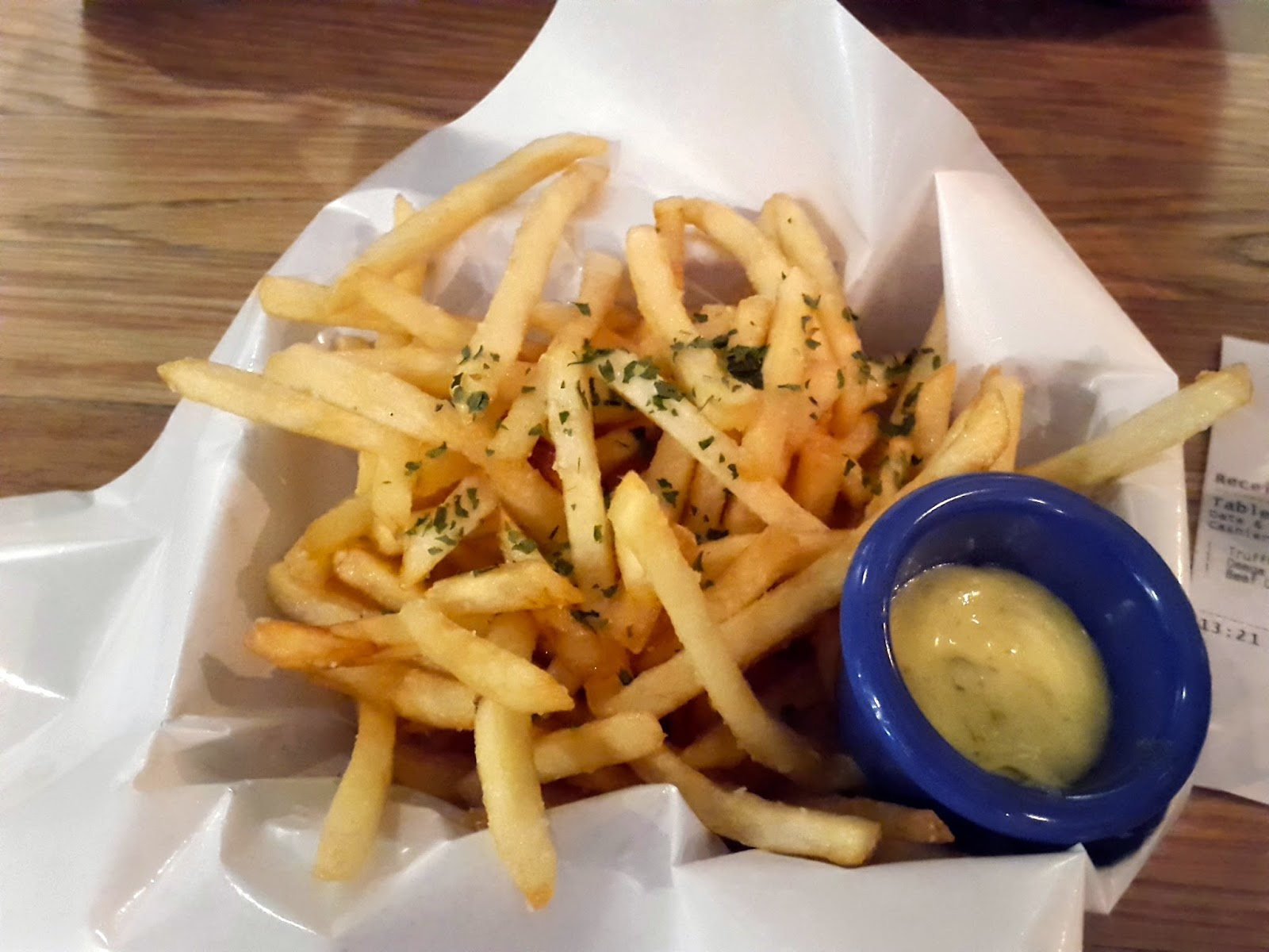 The Assembly Ground Truffle Fries Singapore