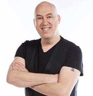 Darren Stewart-Jones, Founding Artistic Director of the Toronto Queer Theatre Festival.