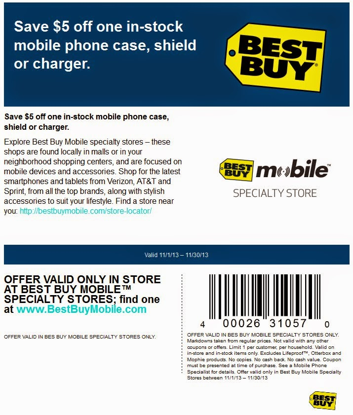 Printable coupon discount best buy