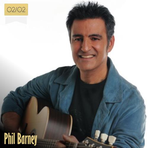 2 de febrero | Phil Barney - @FilBee | Info + vídeos