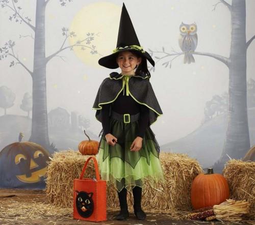 Своими руками костюм на хэллоуин