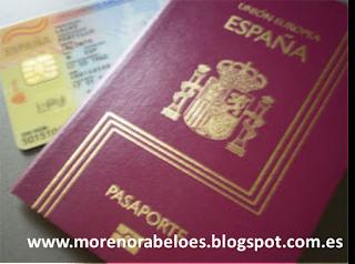 La jura o promesa de nacionalidad española ante notario.
