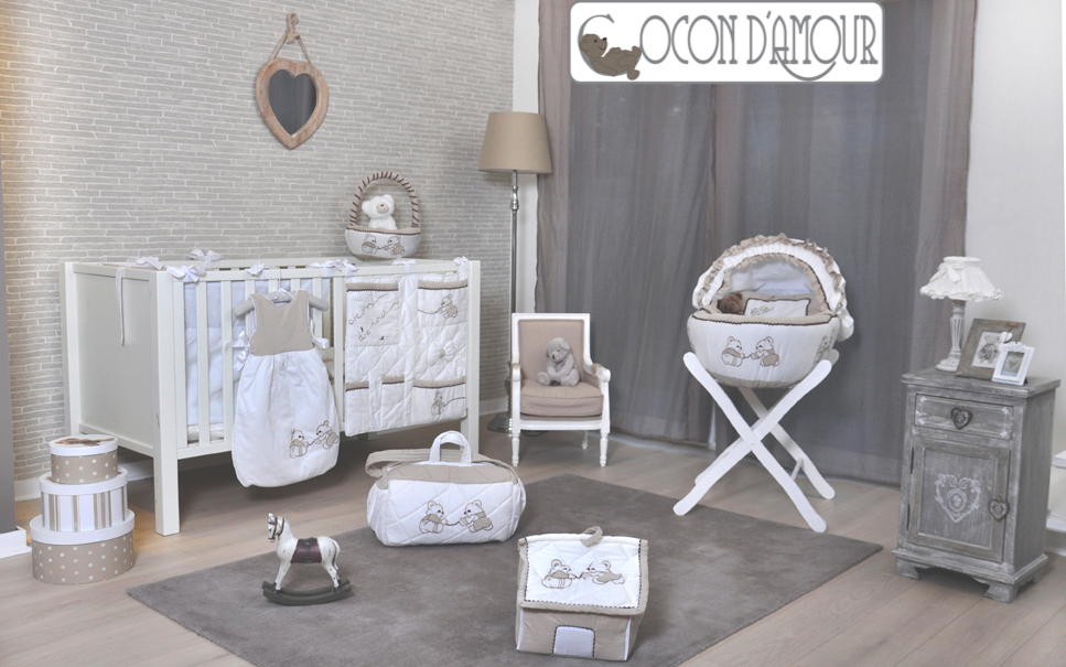 1000 images about berceau cocon d 39 amour on pinterest - Pinterest chambre bebe ...