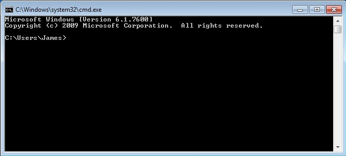 how to cancel print command in windows 7