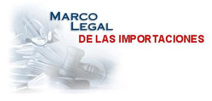 bienes prohibidos  de importación