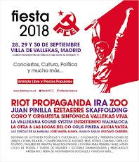 Fiesta del PCE 2018