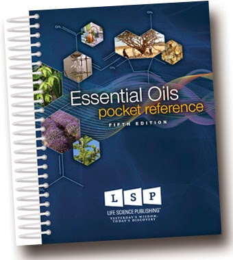 Essential Oils Pocket Reference Guide for Using Your Oils