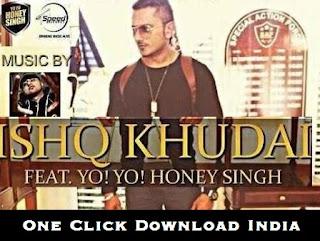 Ishq Khudai Song Lyrics