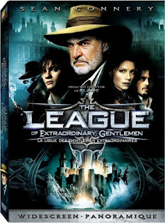 The League of Extraordinary Gentlemen (2003) Hindi Dual Audio BluRay | 720p | 480p