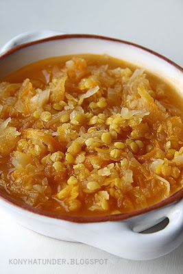 red_lentil_and_sauerkraut_soup