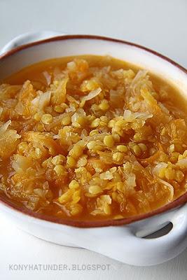 red_lentil_and_sauerkraut_soup