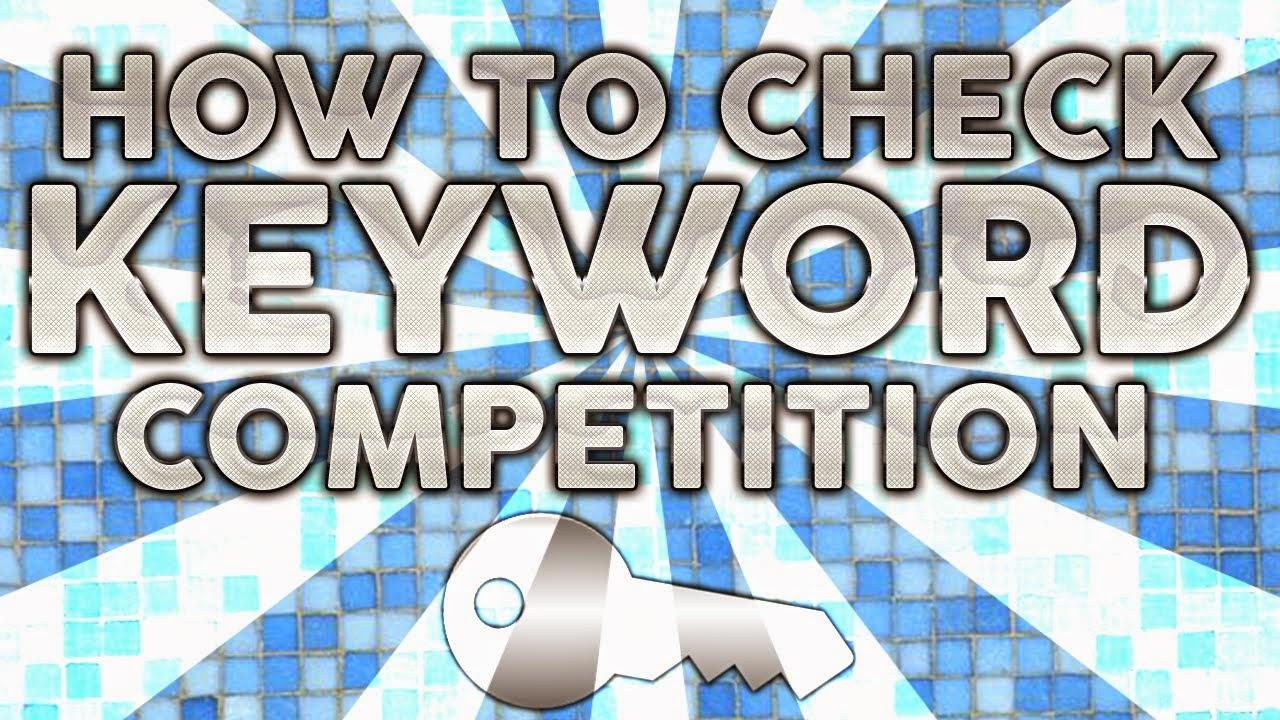 3 cara menganalisa persaingan kata kunci