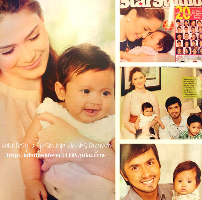 Gallery For > Kristine Hermosa Baby Ondrea Bliss