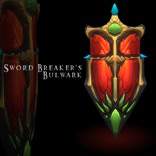 Sword Breaker's Bulwark