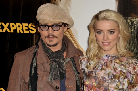Johnny Depp Probably Caused Amber Heard's Split from Her Girlfriend » Gossip